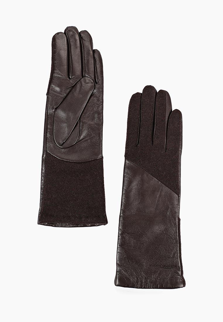 Женские перчатки Fabretti (Фабретти) 33.5-2 brown