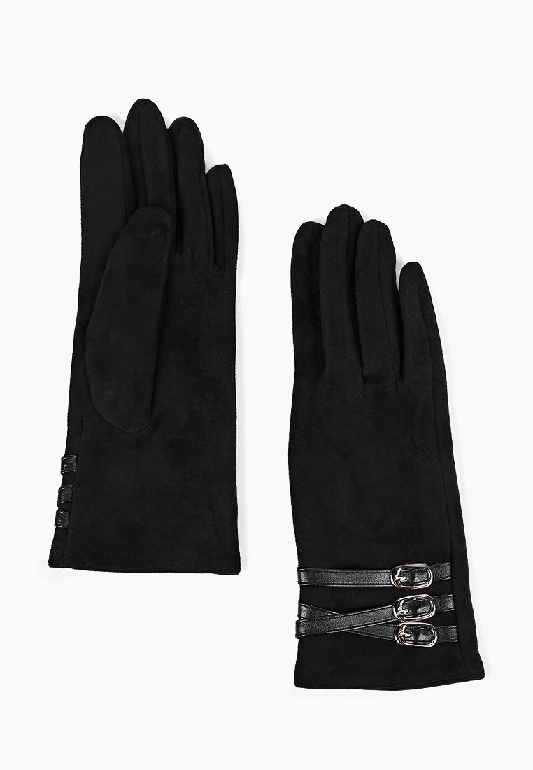 Женские перчатки Fabretti (Фабретти) HB2018-12-black