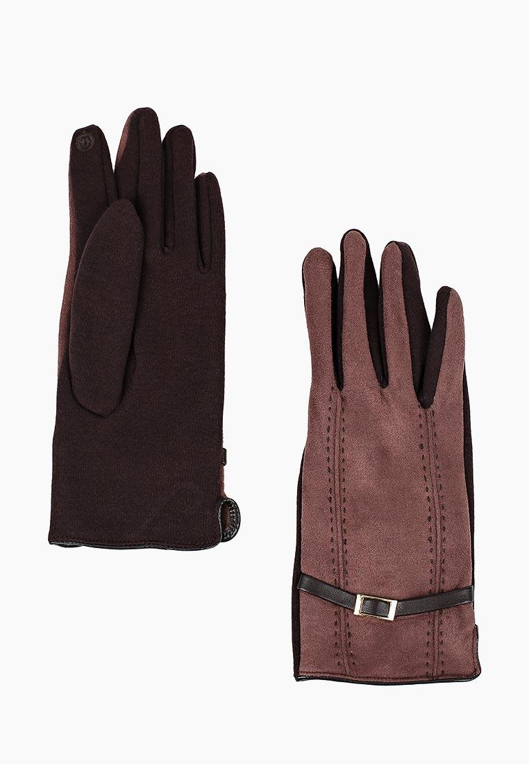 Женские перчатки Fabretti HB2018-2-brown