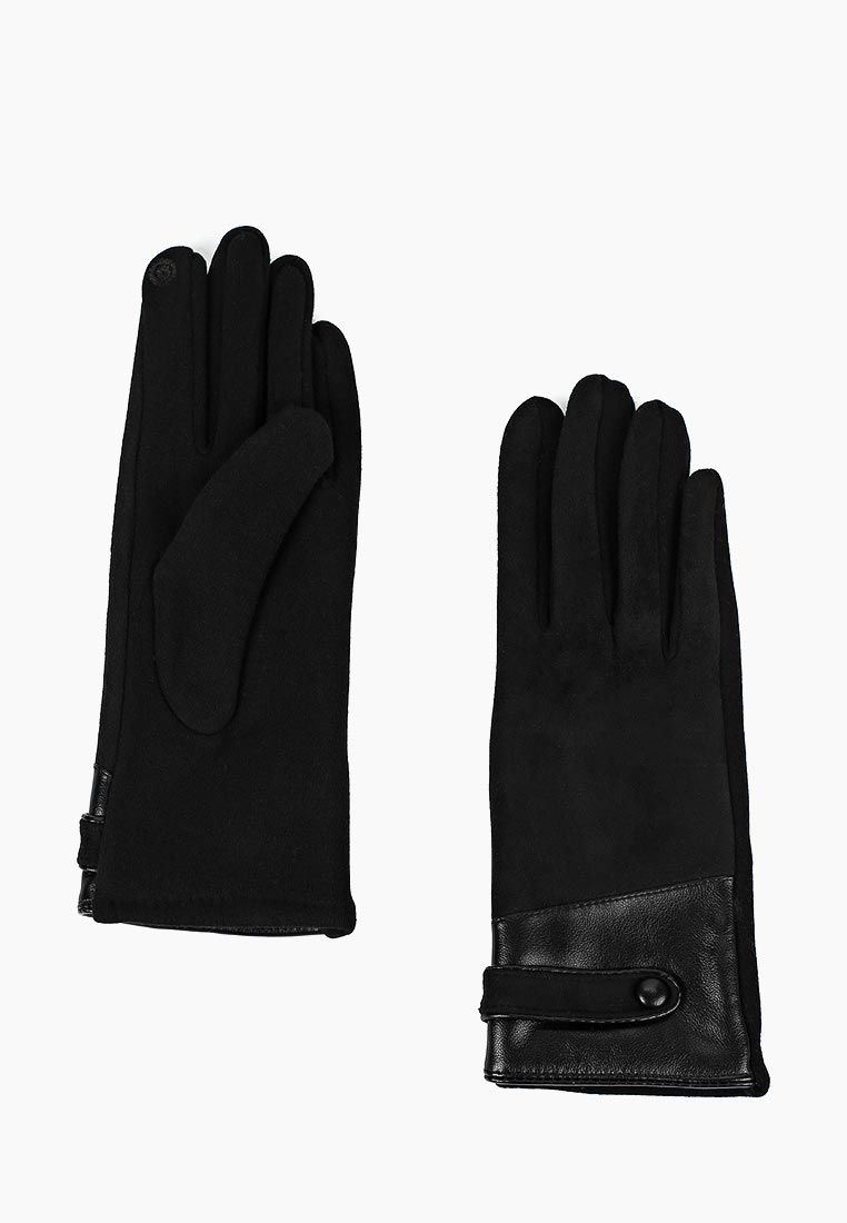 Женские перчатки Fabretti (Фабретти) HB2018-24-black