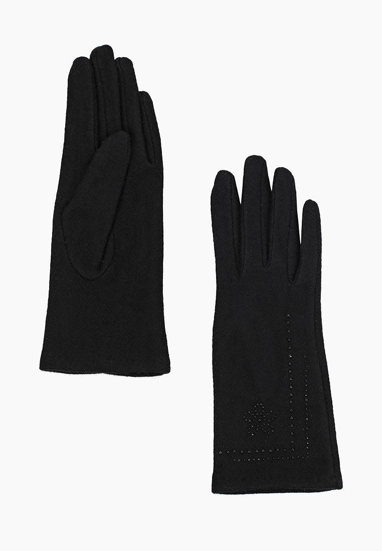 Женские перчатки Fabretti (Фабретти) HB2018-25-black