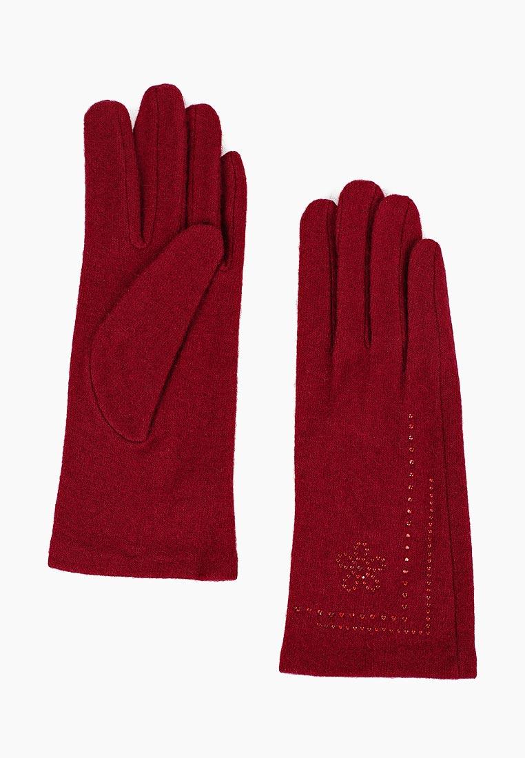 Женские перчатки Fabretti HB2018-25-bordo
