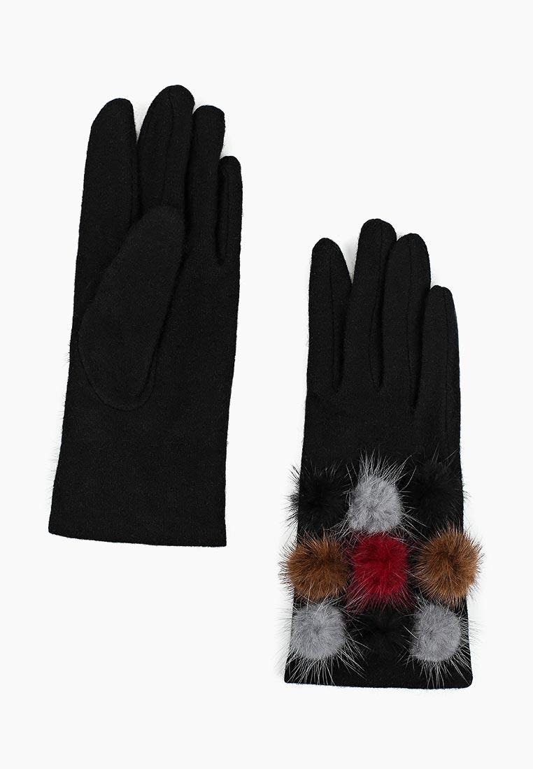 Женские перчатки Fabretti HB2018-28-black