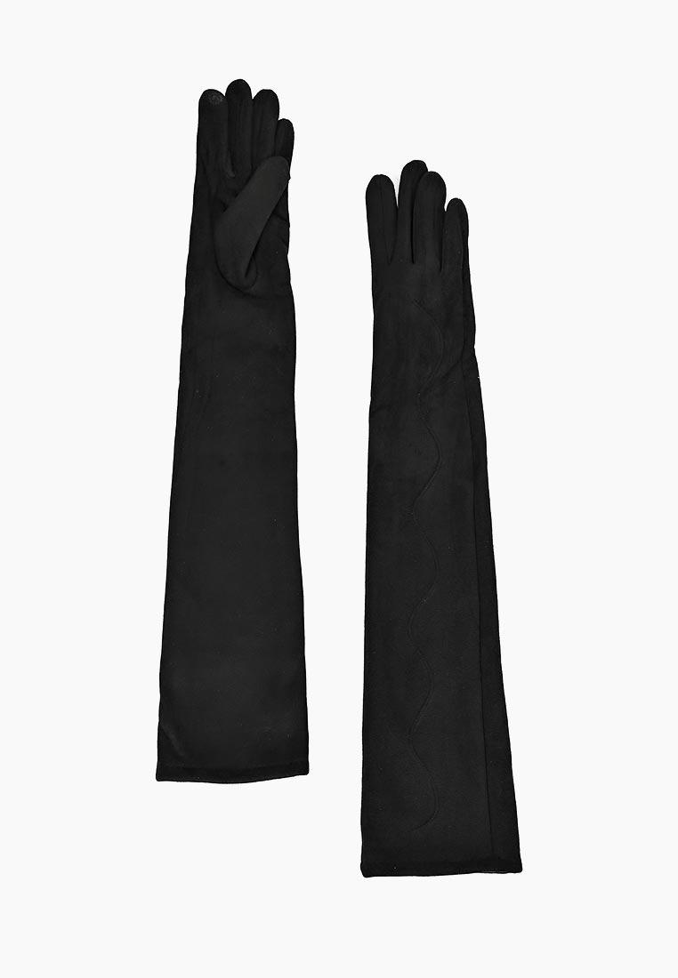 Женские перчатки Fabretti (Фабретти) HB2018-30-black