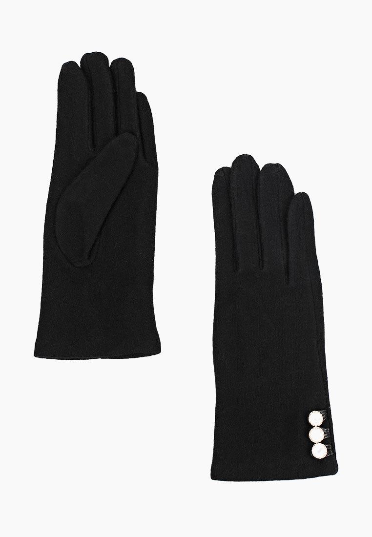 Женские перчатки Fabretti (Фабретти) HB2018-33-black