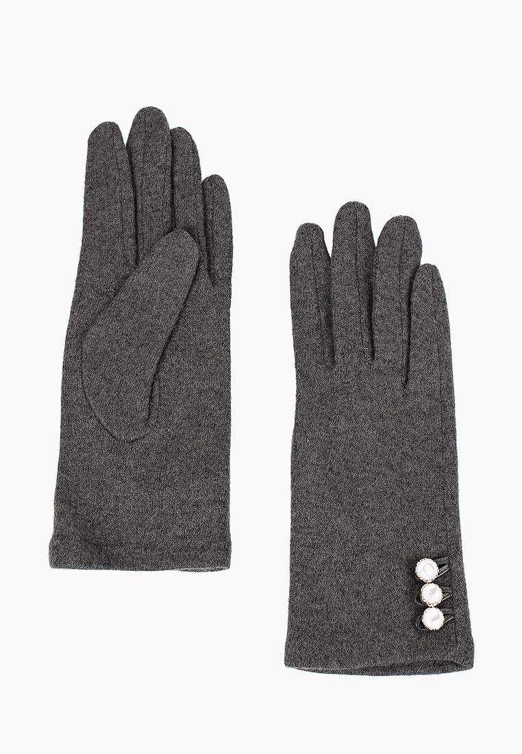 Женские перчатки Fabretti (Фабретти) HB2018-33-gray