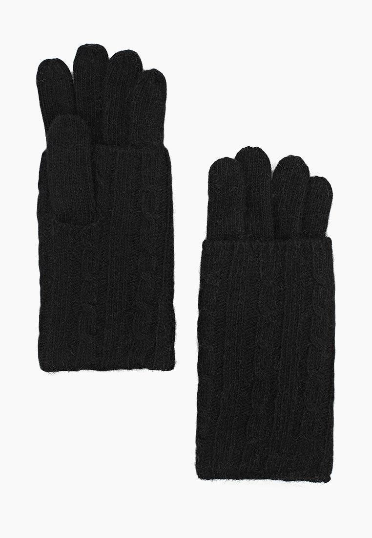 Женские перчатки Fabretti (Фабретти) H2017-3-black