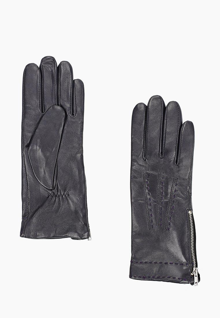 Женские перчатки Fabretti (Фабретти) 12.71-12 blue