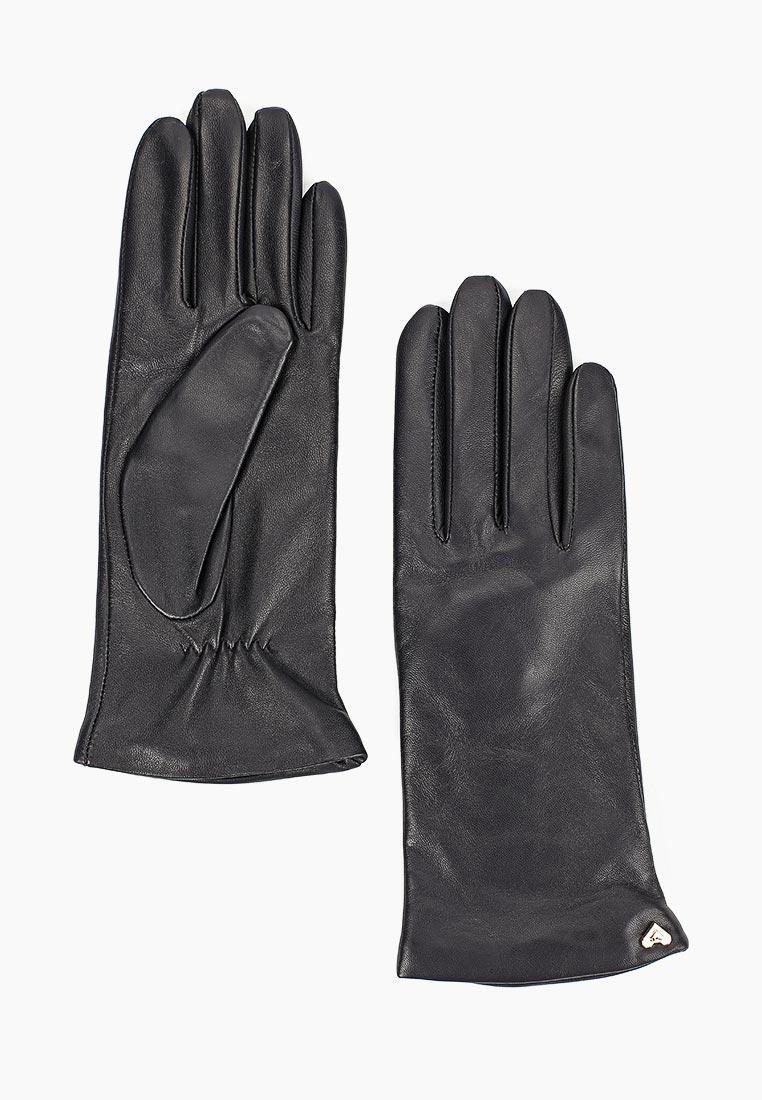 Женские перчатки Fabretti (Фабретти) 12.77-12 blue