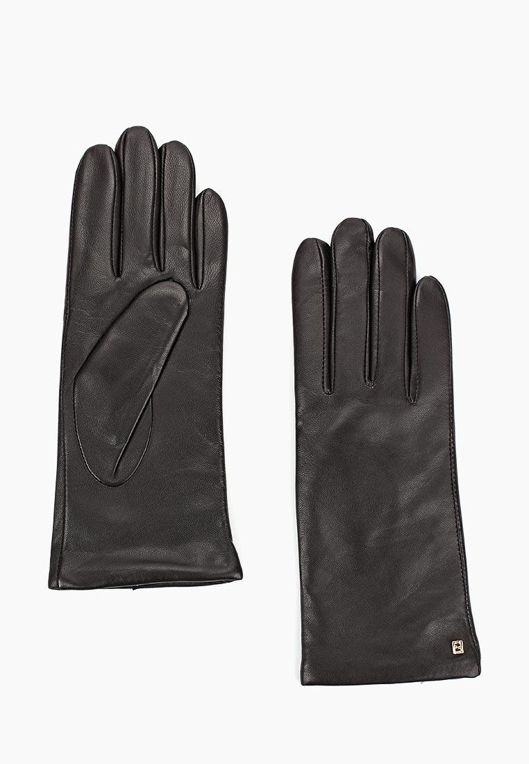 Женские перчатки Fabretti 12.60-2 chocolat