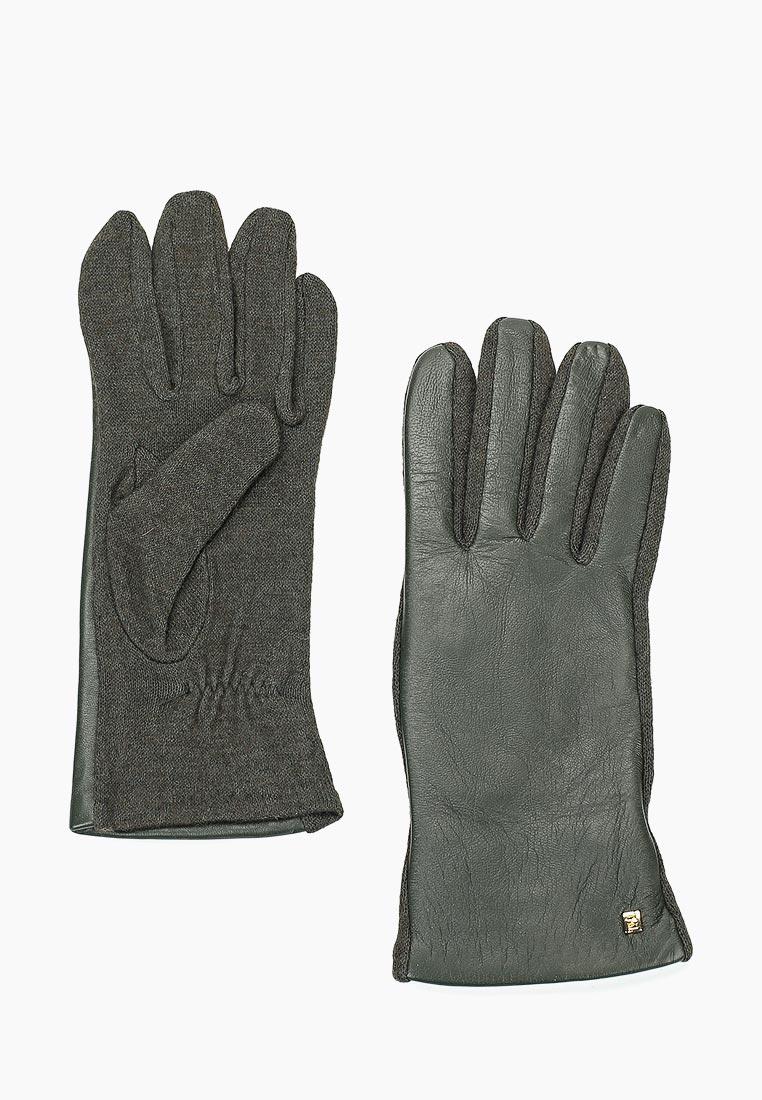 Женские перчатки Fabretti (Фабретти) 3.12-15 green
