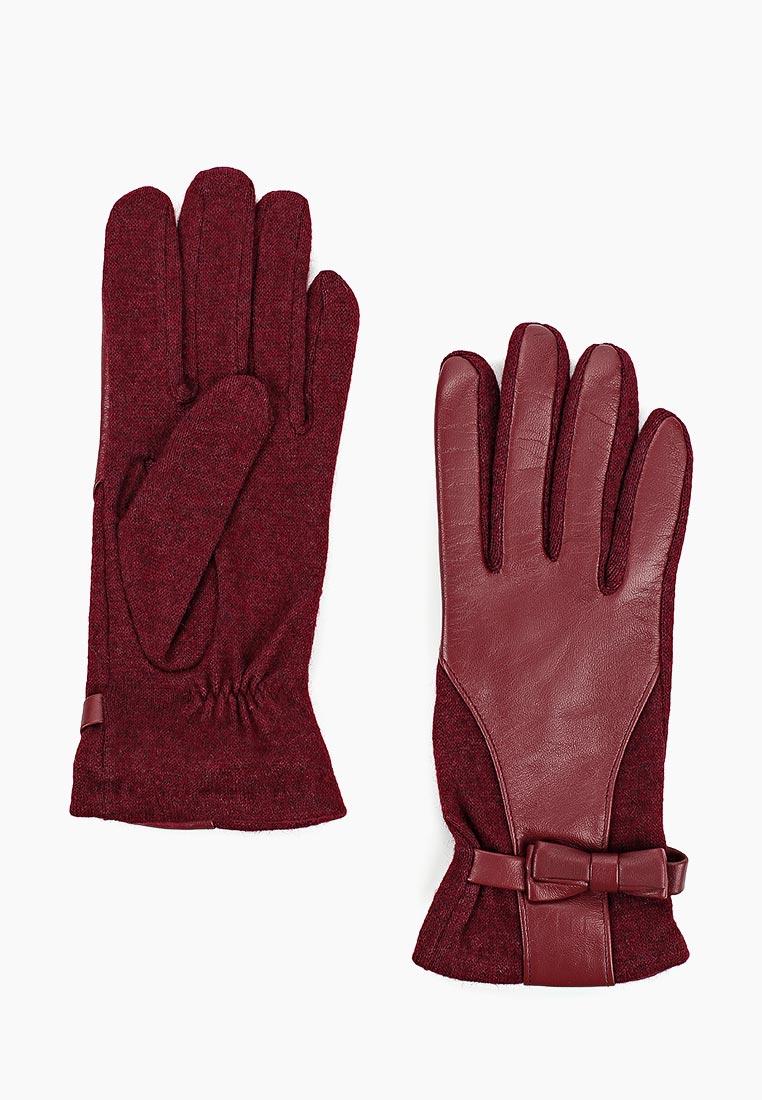 Женские перчатки Fabretti (Фабретти) 3.1-8 bordo