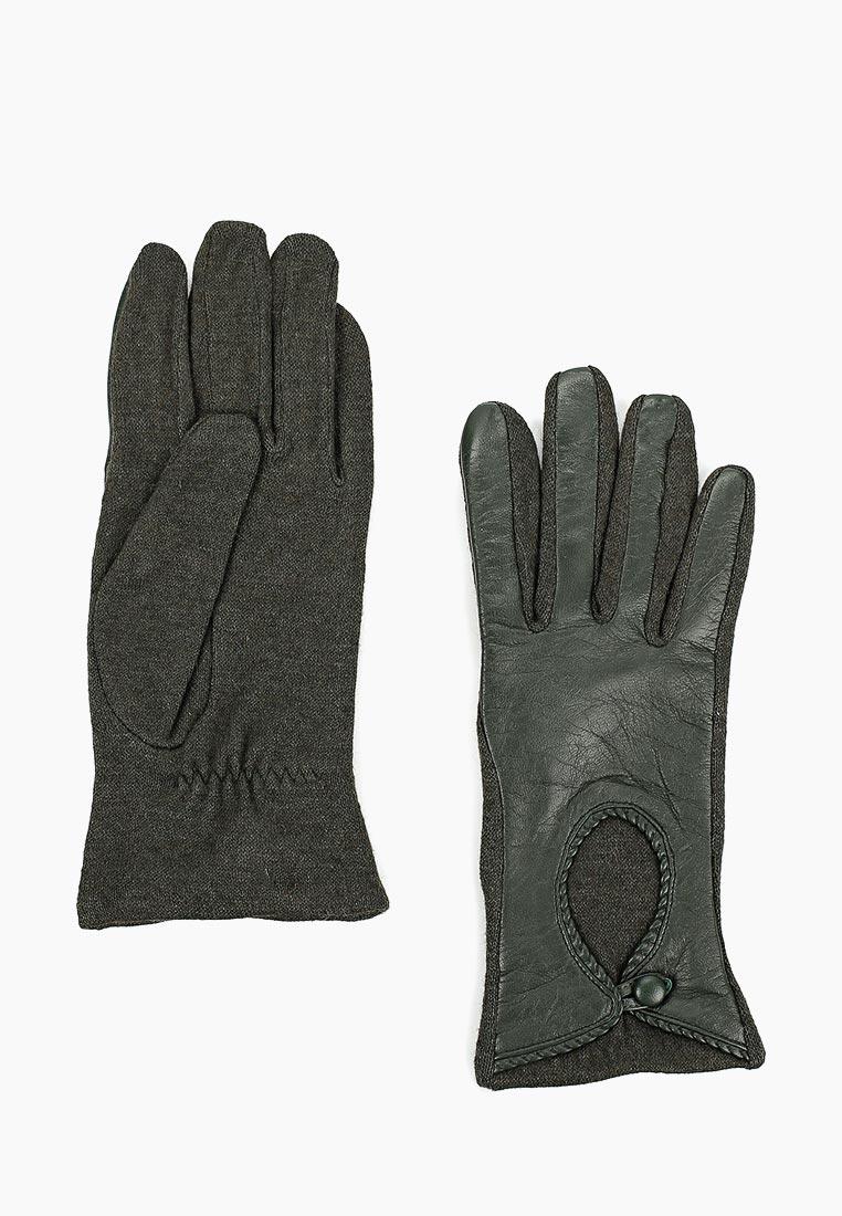 Женские перчатки Fabretti (Фабретти) 3.3-15 green