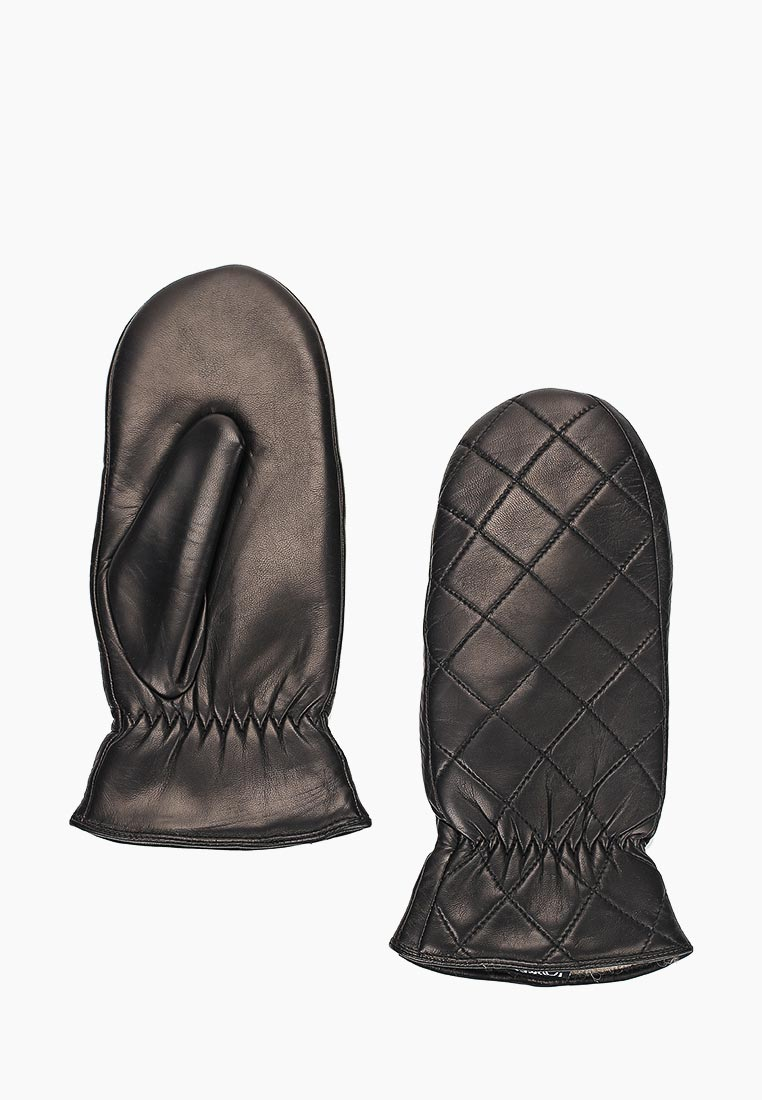 Женские варежки Fabretti (Фабретти) 9.1-1 black