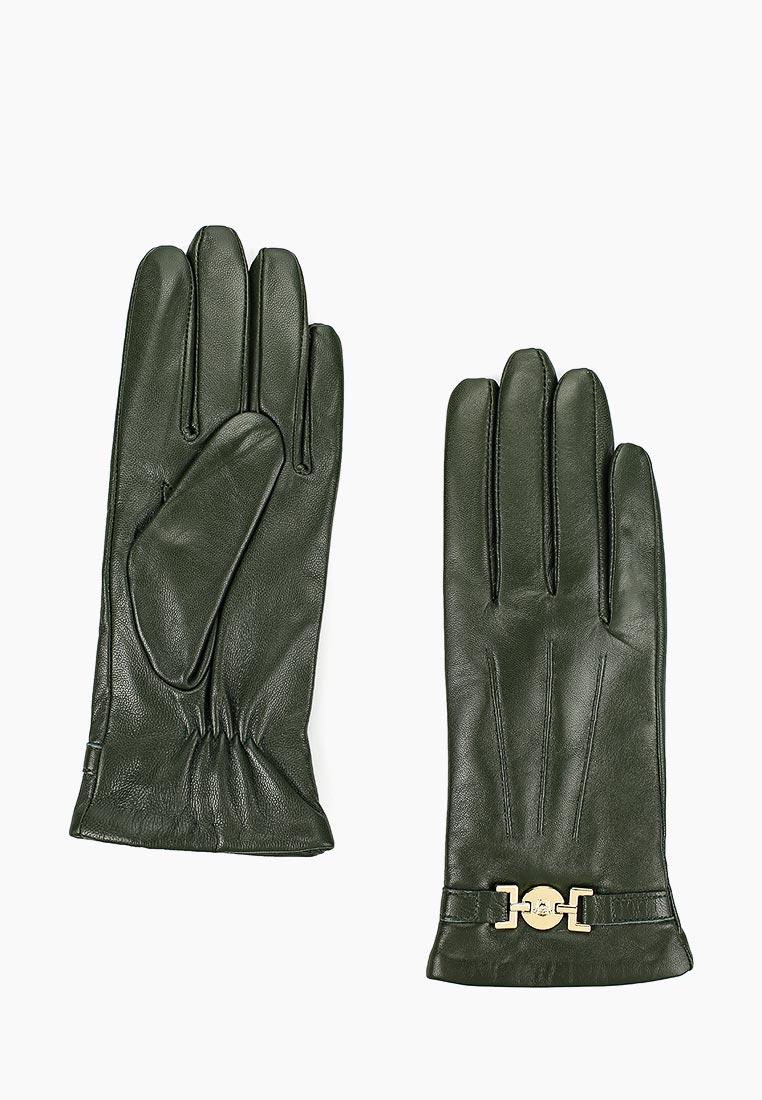 Женские перчатки Fabretti (Фабретти) B4-15 green