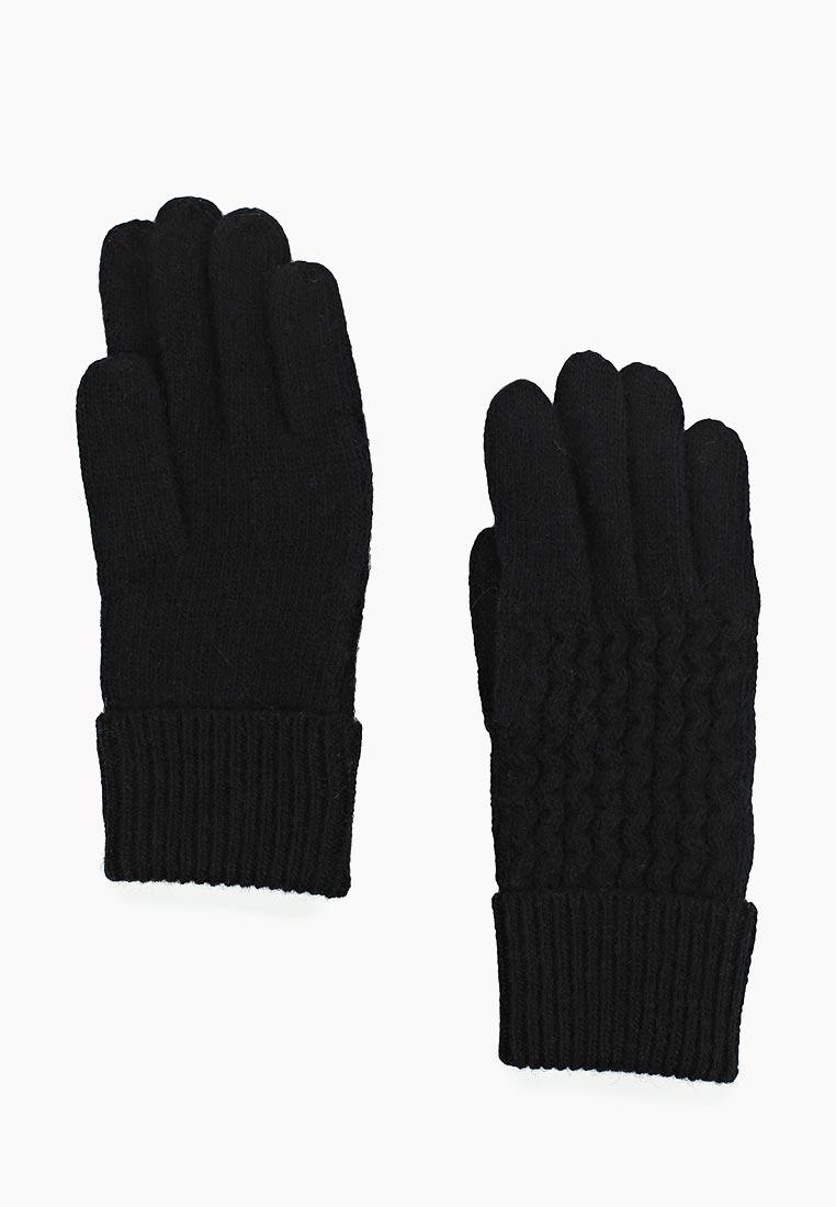 Женские перчатки Fabretti (Фабретти) H2016-2-Black