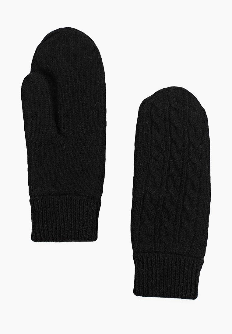 Женские варежки Fabretti H2018-1-black
