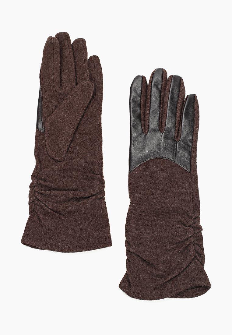 Женские перчатки Fabretti (Фабретти) HB2018-19-brown