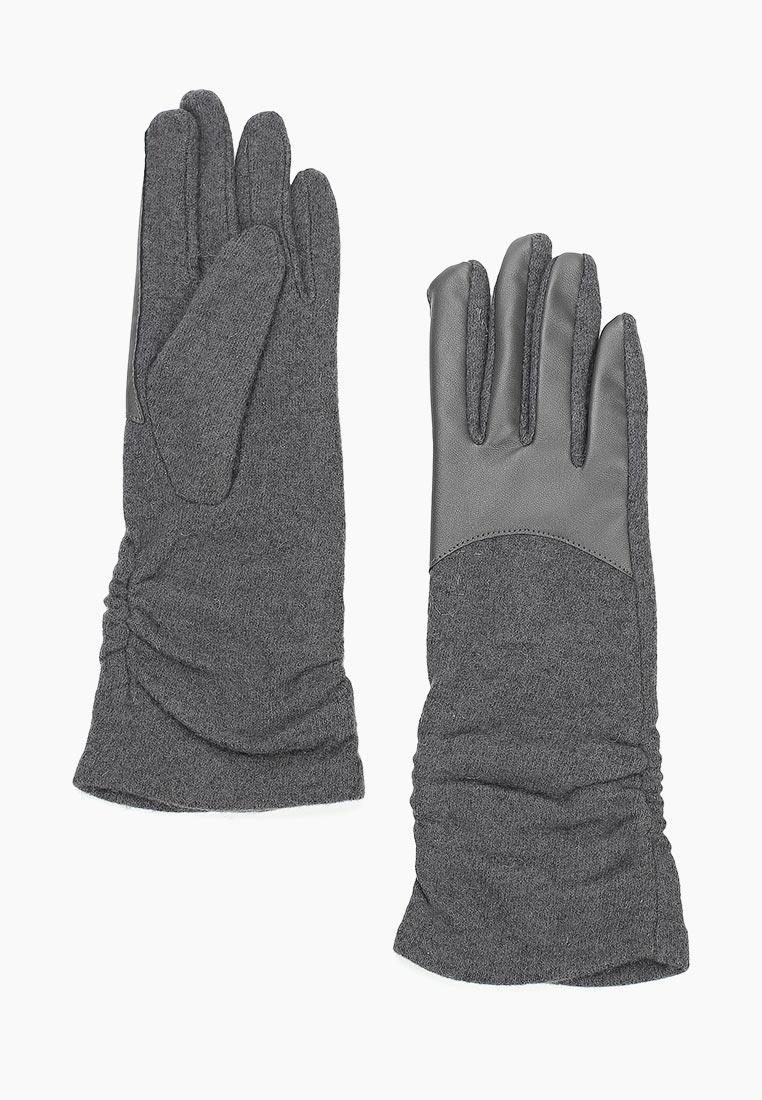 Женские перчатки Fabretti (Фабретти) HB2018-19-gray