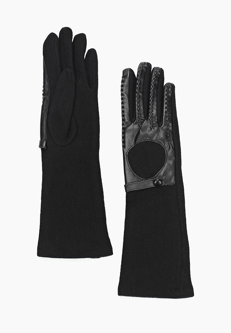 Женские перчатки Fabretti (Фабретти) HB2018-9-black