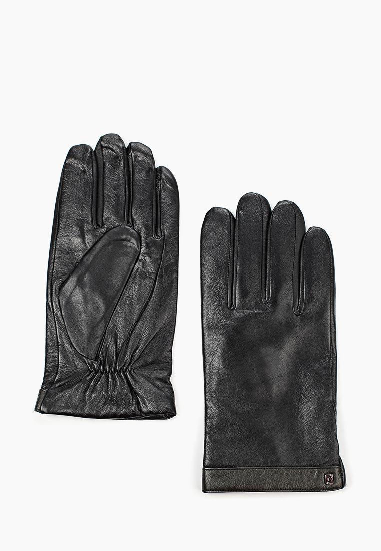 Мужские перчатки Fabretti (Фабретти) S1.32-1 black