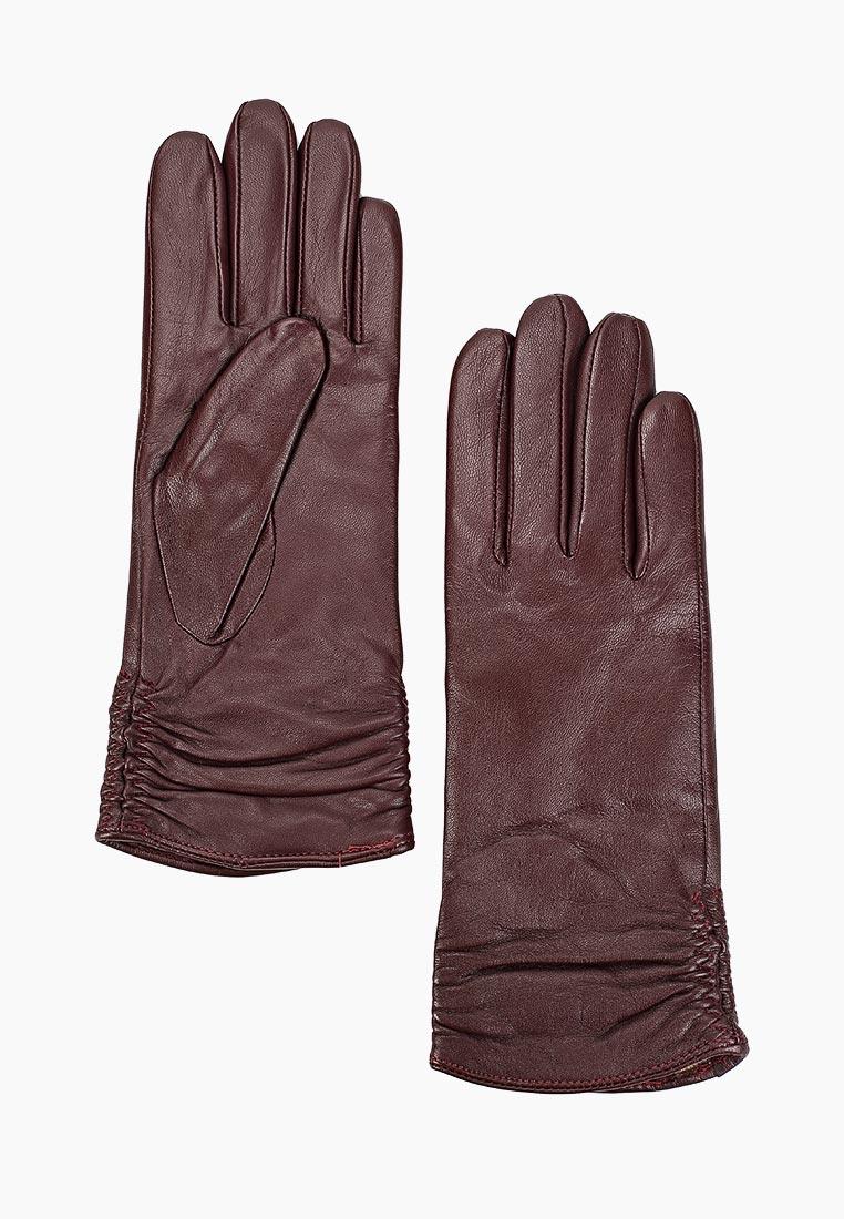 Женские перчатки Fabretti (Фабретти) 12.25-8 WINE