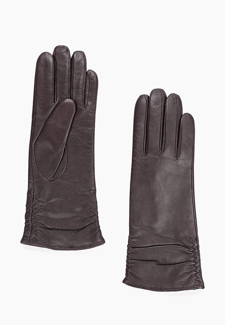 Женские перчатки Fabretti (Фабретти) 12.25-17 dark lilaс