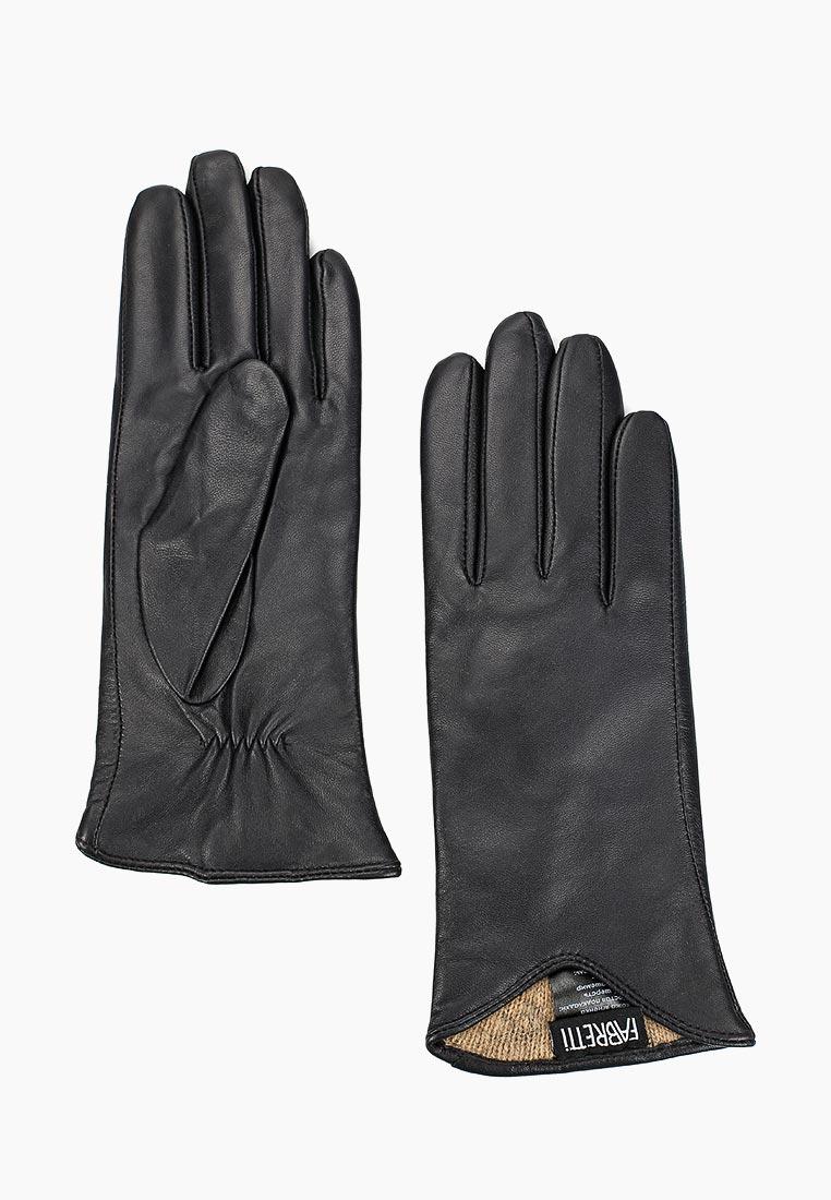 Женские перчатки Fabretti (Фабретти) 12.96-12