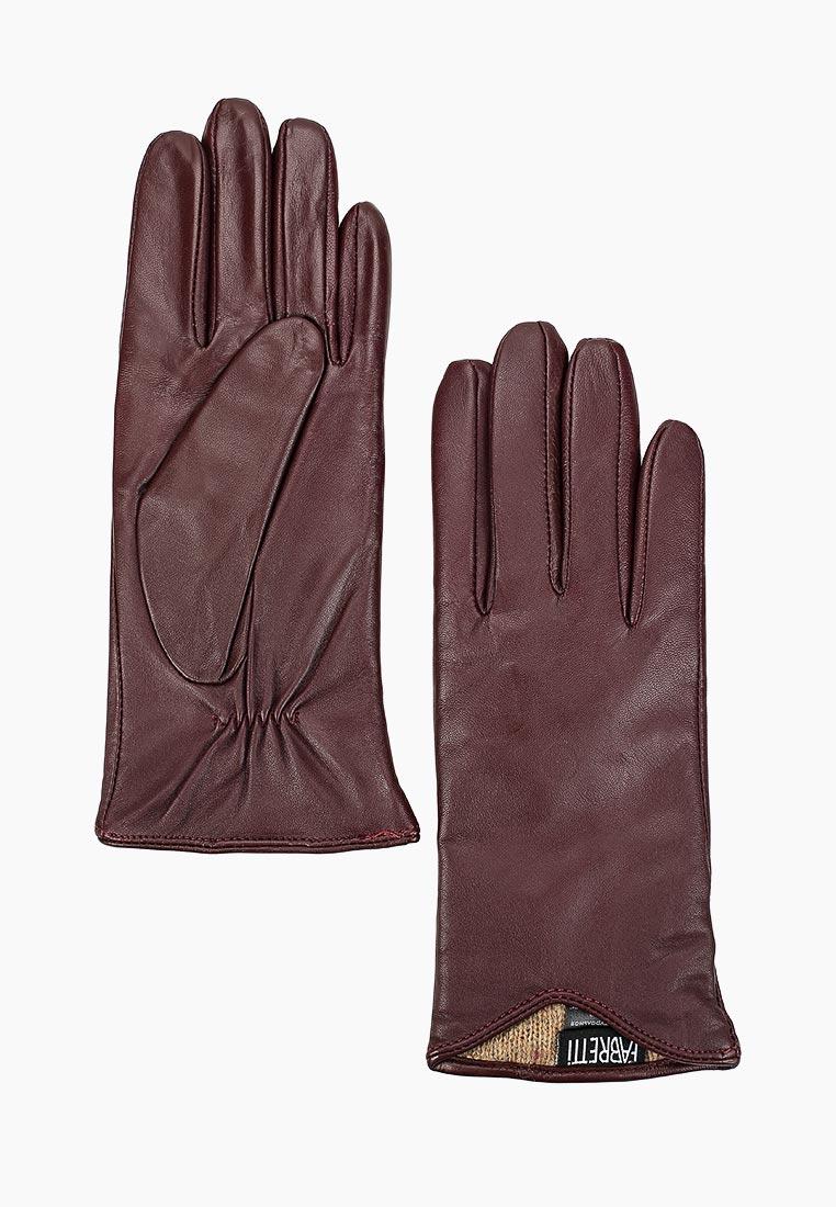 Женские перчатки Fabretti (Фабретти) 12.96-8