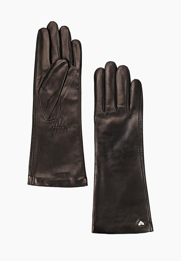 Женские перчатки Fabretti (Фабретти) 12.94-1 black