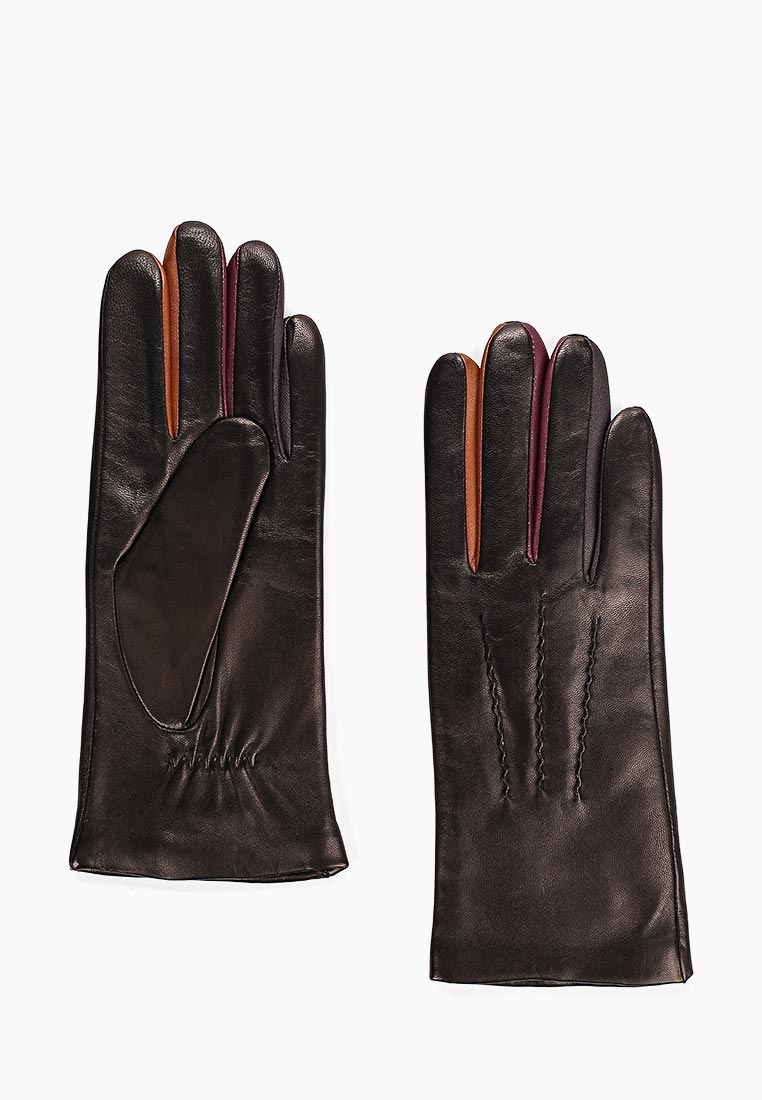 Женские перчатки Fabretti (Фабретти) F6-1 black