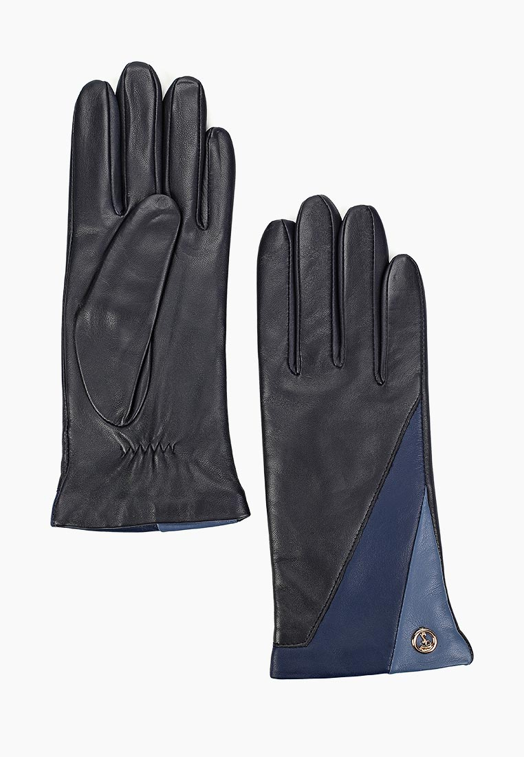 Женские перчатки Fabretti (Фабретти) F21-12 blue