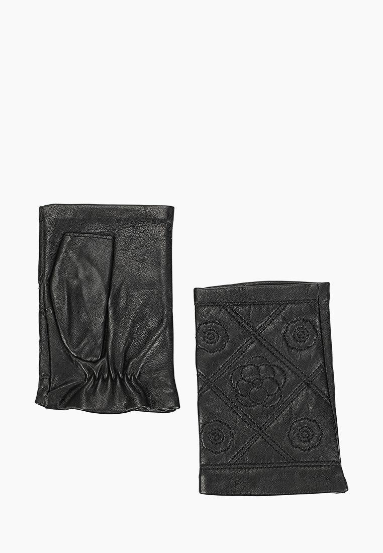 Женские перчатки Fabretti F25-1s black