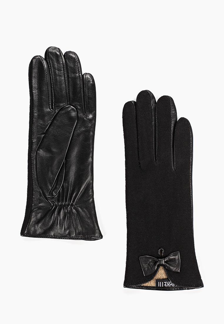 Женские перчатки Fabretti 33.6-1  black
