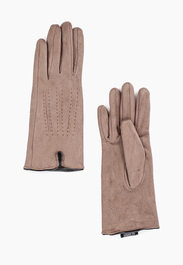 Женские перчатки Fabretti TH32-10