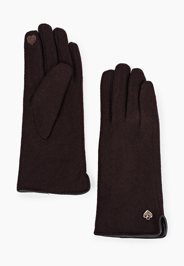 Женские перчатки Fabretti (Фабретти) TM9-2