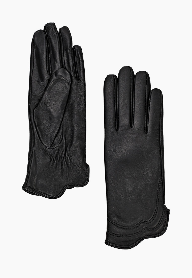 Женские перчатки Fabretti (Фабретти) S1.39-1 black