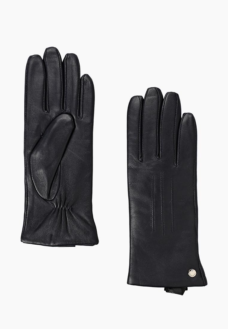 Женские перчатки Fabretti (Фабретти) S1.41-12  blue