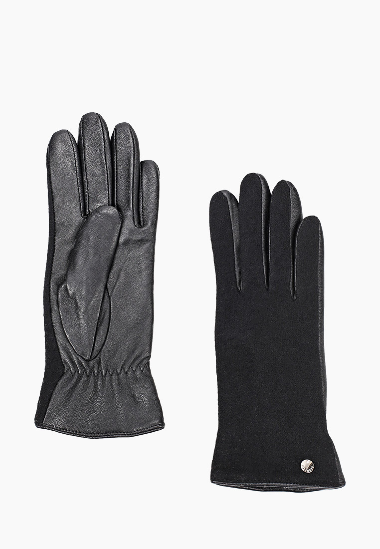 Женские перчатки Fabretti FS3-1 black