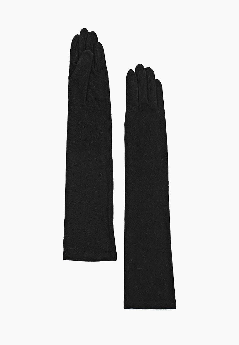 Женские перчатки Fabretti (Фабретти) D2016-3-Black