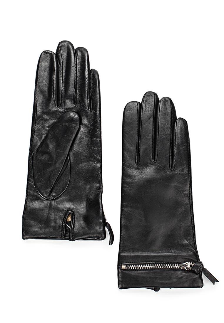 Женские перчатки Fabretti (Фабретти) 12.32-1 black