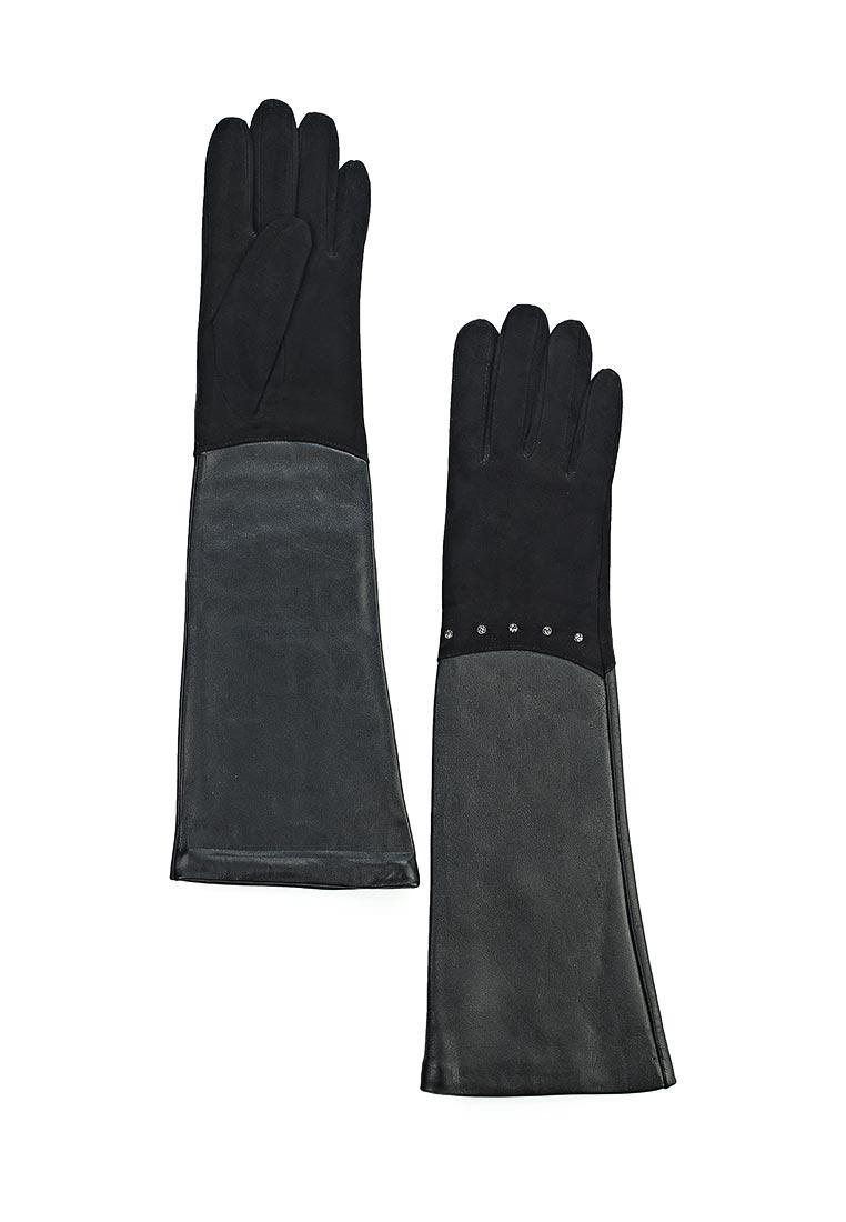 Женские перчатки Fabretti (Фабретти) 12.73-1 black