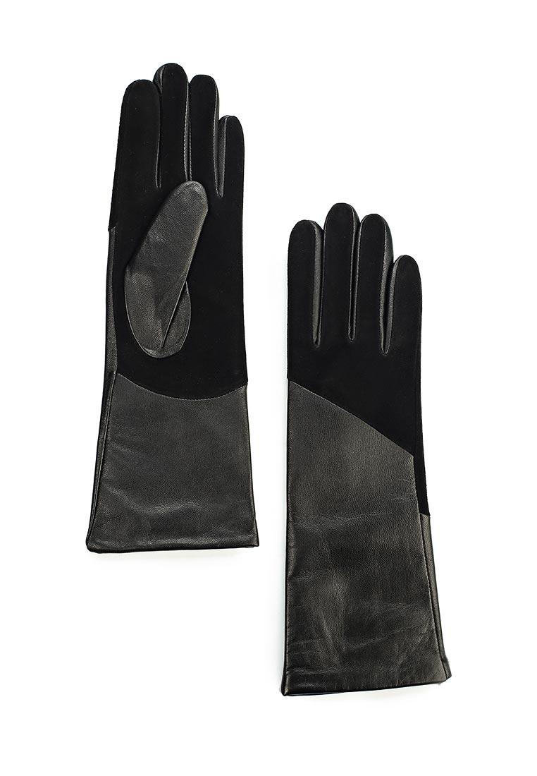 Женские перчатки Fabretti (Фабретти) 12.75-1 black