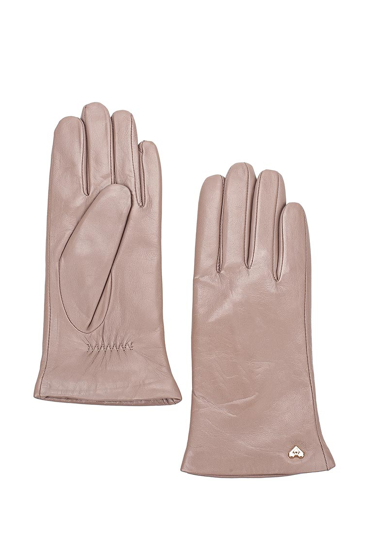 Женские перчатки Fabretti (Фабретти) 12.77-21 antic rose
