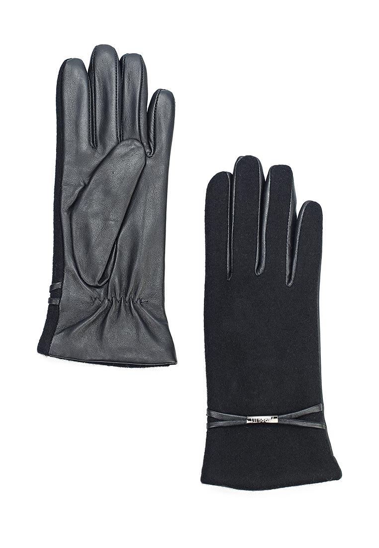 Женские перчатки Fabretti (Фабретти) 33.2-1 black