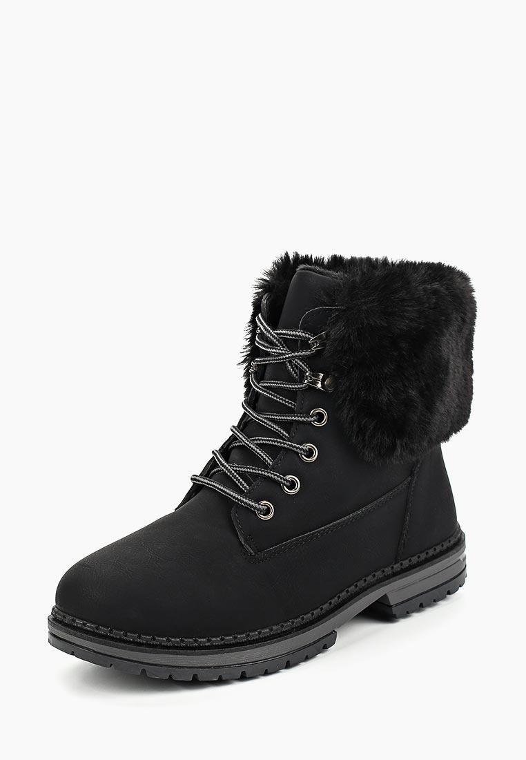Женские тимберленды Fashion & Bella F25-3708-2