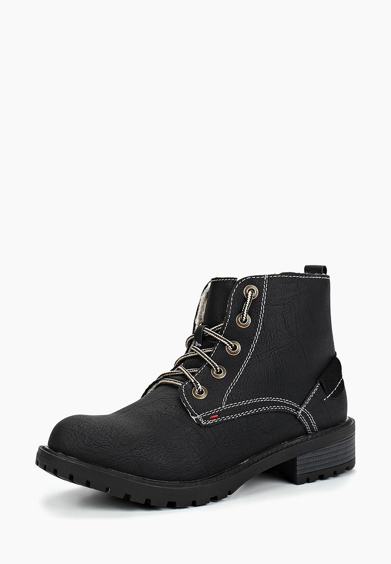 Женские ботинки Fassen BZ004-011