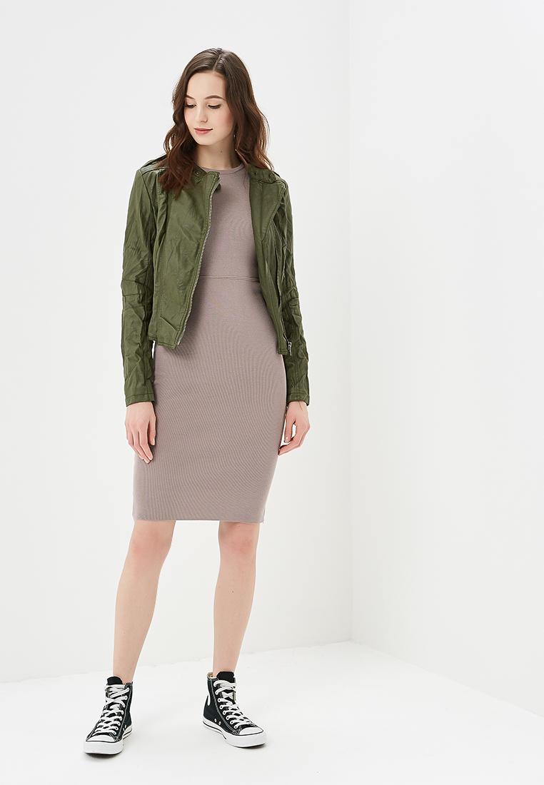 Кожаная куртка Fascinate F6172: изображение 6