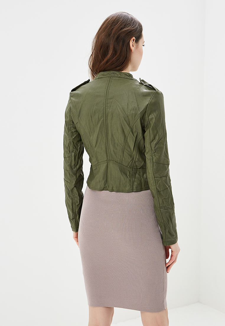 Кожаная куртка Fascinate F6172: изображение 7