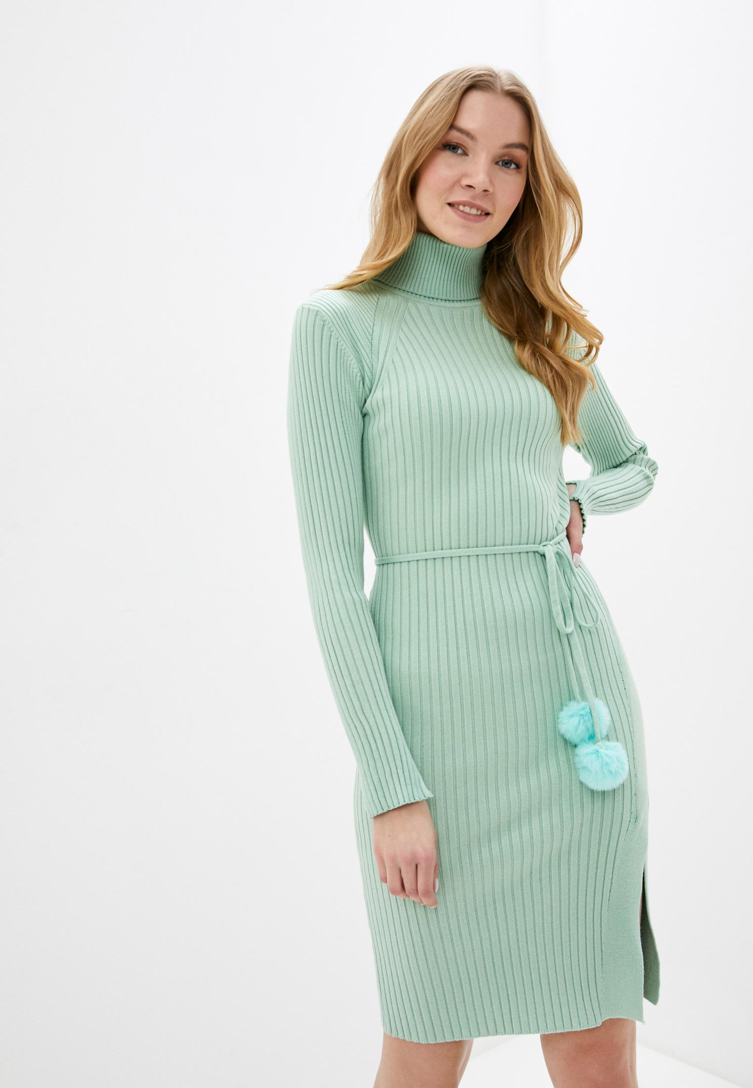 Вязаное платье Fadas D1834